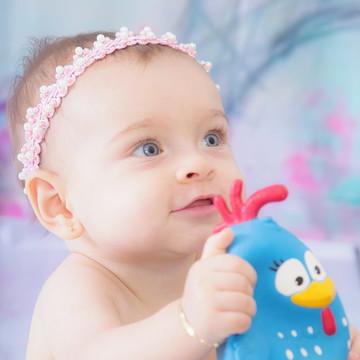 Lacinho para bebe recem nascido