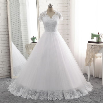 Vestido de Noiva Raquel Thalita