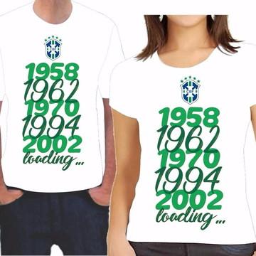 2a0345567 Kit Vestido e Camiseta Brasil Copa do Mundo Tal Maetal Filho