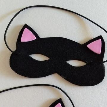 Máscara da Mulher Gato