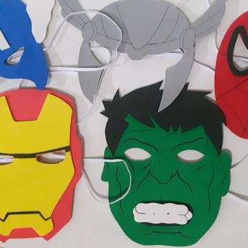 Máscara Vingadores