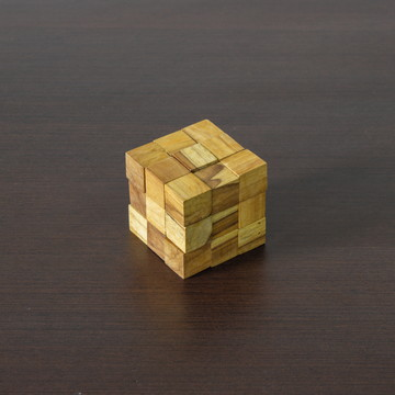 Cubo Serpente 1