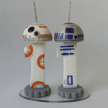 Vela Star Wars (Prazo de produção: 25 dias úteis)