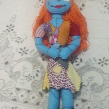 Boneca Sally (Estranho Mundo de Jack)