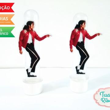 Aplique de Tubete - Michael Jackson