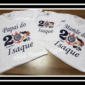 Camisetas Estampadas Times de Futebol