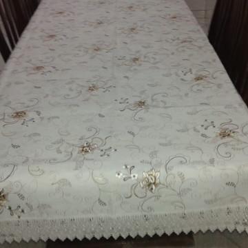 Toalha de mesa guipir para banquete 3m. SUPER PROMOÇÃO