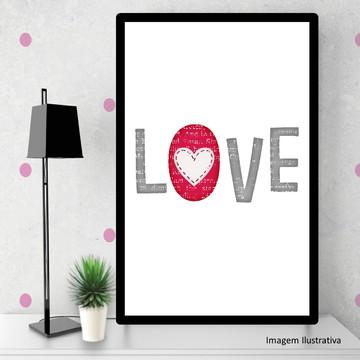 Quadro LOVE 8