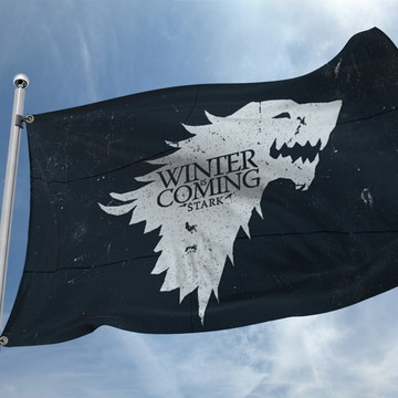 Bandeira Game of Thrones