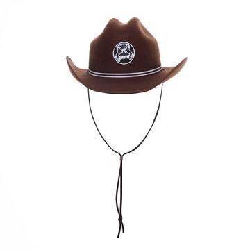 Chapeu cowboy infantil unissex