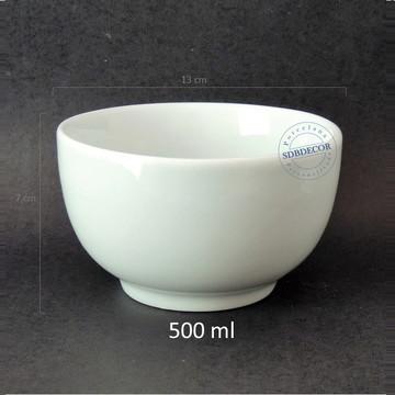 Tigela de porcelana 500 ml