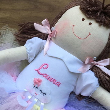 Boneca Chuva de amor