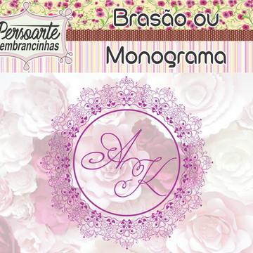 Brasão ou Monograma noivado