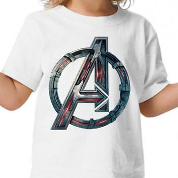 Camisa Vingadores Avengers Blusa Personalizada