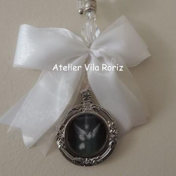 Medalhão Redondo Divino Espírito Santo!!