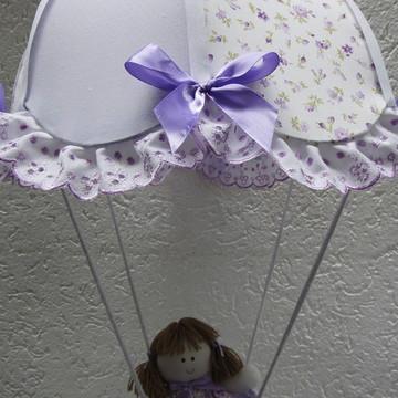 Lustre paraquedas
