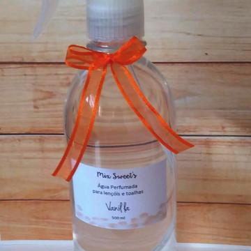 Água Perfumada para Lençóis 500ml - Vanilla