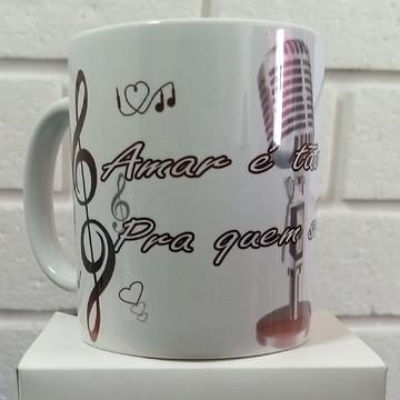 Caneca Nota Musical