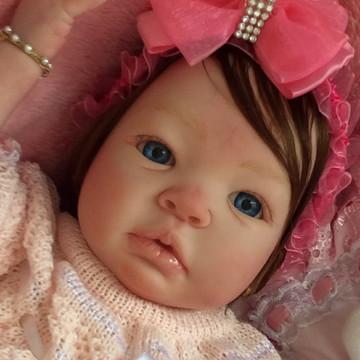 Bebê Reborn Stefany- Pronta Entrega-PROMOÇÂO !!