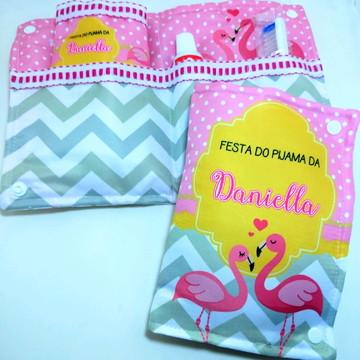 Kit Higiene Flamingos