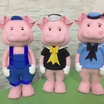 Os Três Porquinhos