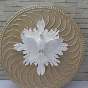 Mandala Divino Espírito Santo 30cm