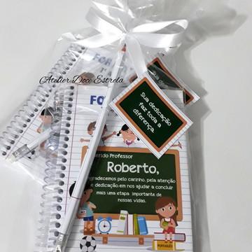 Caderno Dia dos Professores - Ensino Infantil