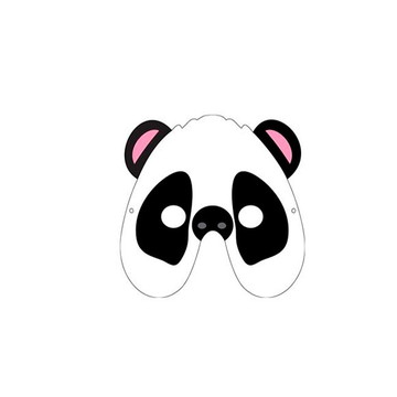 Máscaras -Panda