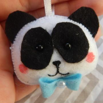 lembrancinha maternidade Ursinho Panda