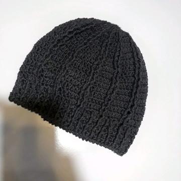 Touca masculina 100%algodão