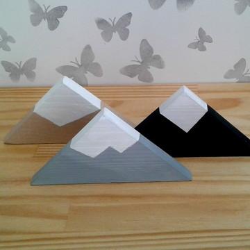 Trio de Montanhas de Pinus