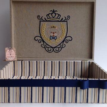 Caixa para Lembrancinhas Maternidade