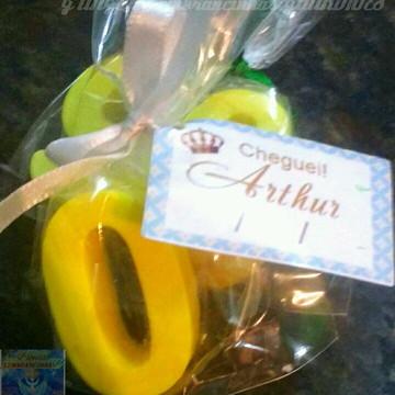 Lembrancinha maternidade nascimento aniversário brindes
