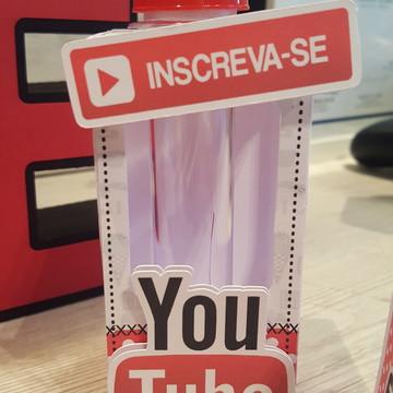 Porta Tubete Youtube