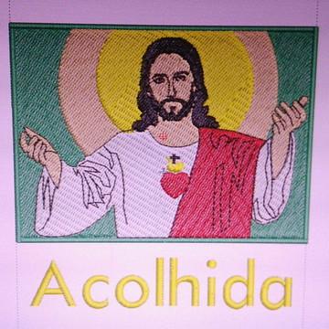 Matriz de bordado Jesus