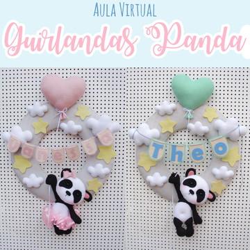 Aula 8 - Guirlanda Panda