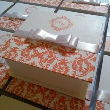 Caixas para convites, lembrancinhas 10 caixas