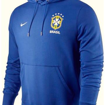 57076d3756bab Blusa de Frio Moletom Seleção Brasileira