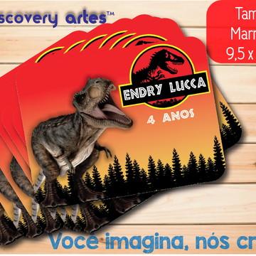 Tampa de Marmitinha Dinossauro