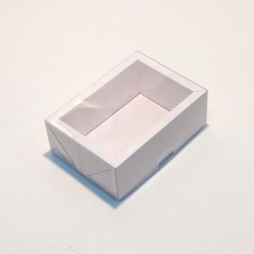 Pack com 5 Caixas para 6 BomBons - Borda 1,5cm