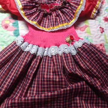 vestido de festa /tamanho único com elástico lindo