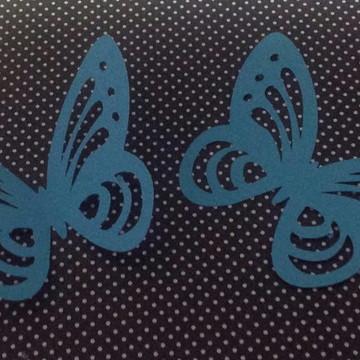 aplique borboleta