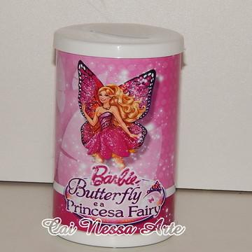 Cofrinho Barbie Butterfly