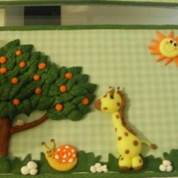 Quadrinhos Infantis Bichinhos Safari