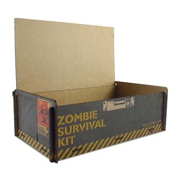 Baú Geek Survival Zombie