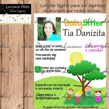 Convites - Flyer - Banner Digital Personalizados