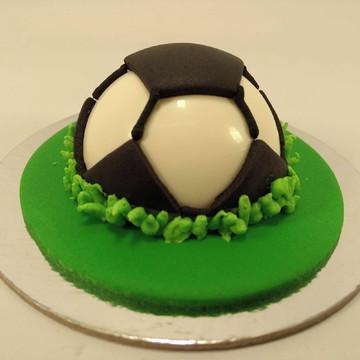 Trufa de Chocolate - Bola de Futebol