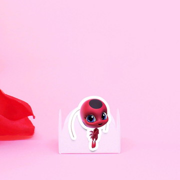 Forminha para doce - Lady Bug