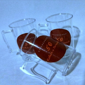 Caneca acrilica personalizada chopp para festa