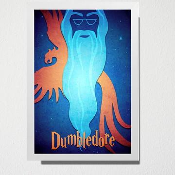 Quadro A3 Dumbledore